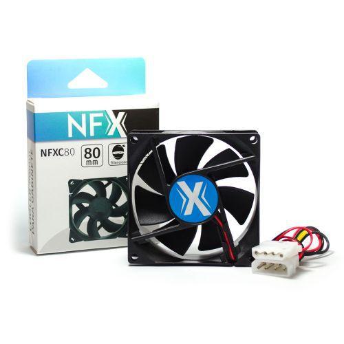 Cooler P/ GAB 80X80X25 NFX C80  - Sarcompy