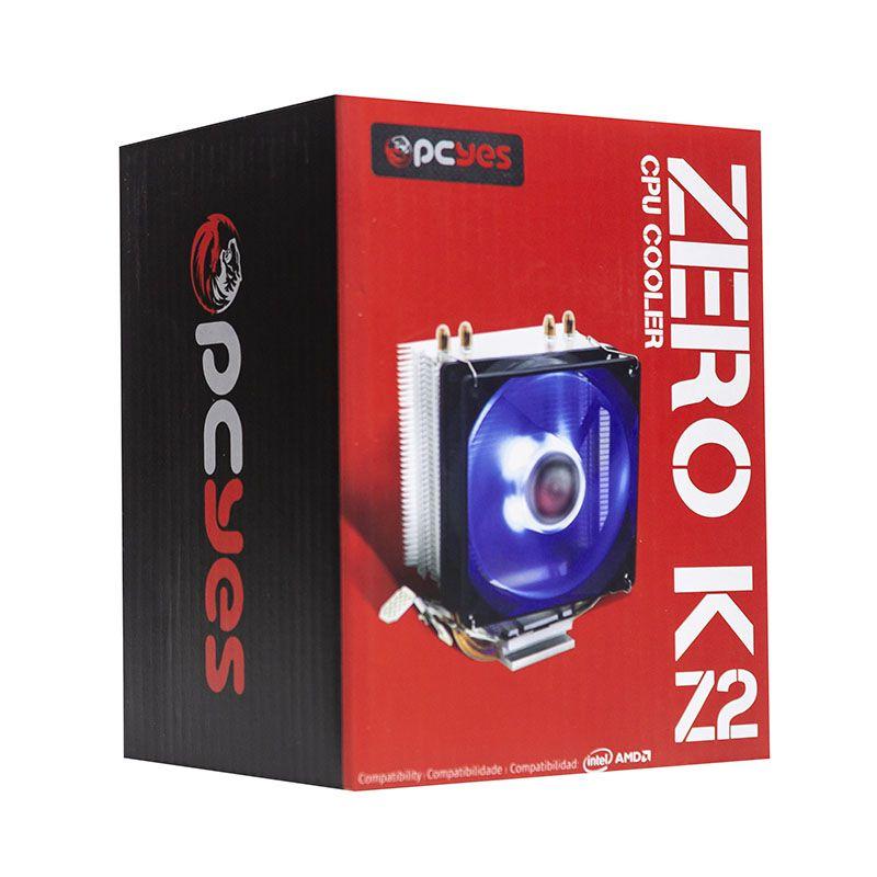 Cooler para Processador KZ2 ACZK292LDA  - Sarcompy