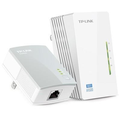 Extensor de Alcance Wifi Powerline 300MBPS Wifi e AV 500MBPS  - Sarcompy