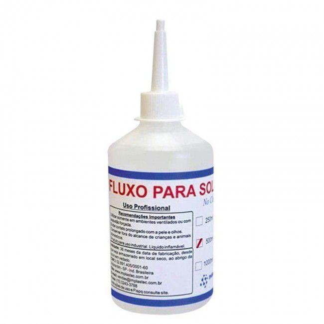 Fluxo para Solda NO Clean 500ML  - Sarcompy