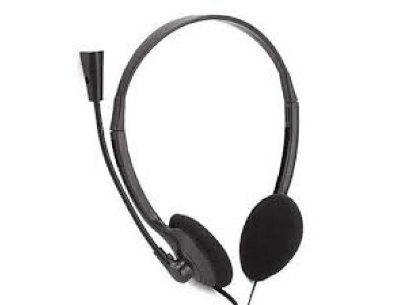 Fone de Ouvido (headphone) C/MICROFONE P2 1,80MTS  - Sarcompy