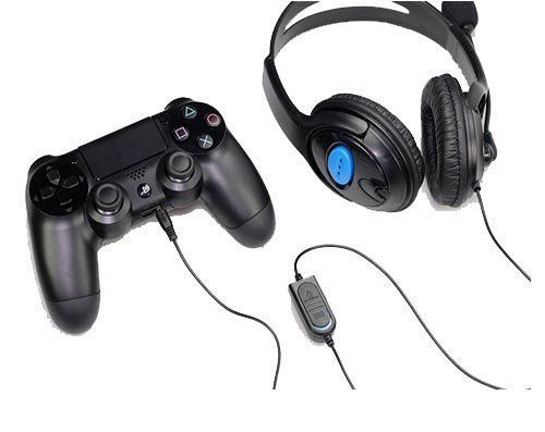 Fone de Ouvido - Headset Gamer PC/PS4 Empire DF-400  - Sarcompy