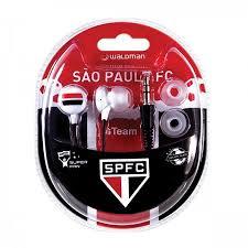 Fone de Ouvido Sao Paulo Super FAN Waldman  - Sarcompy