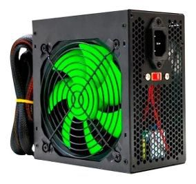 "Fonte ATX 750W REAL12"" TOB Gamer Dragon  - Sarcompy"