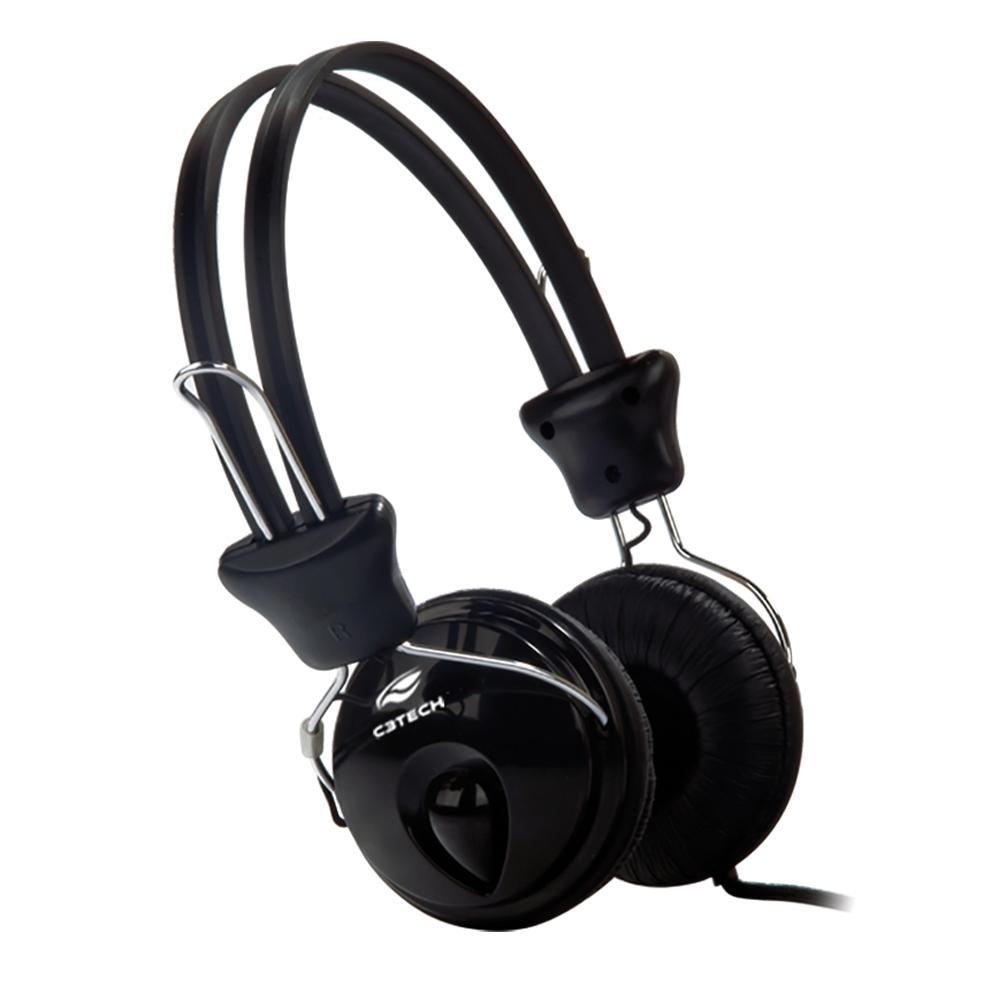 Headphone C3TECH MI-2280ERC V3 Tricerix MIC  - Sarcompy