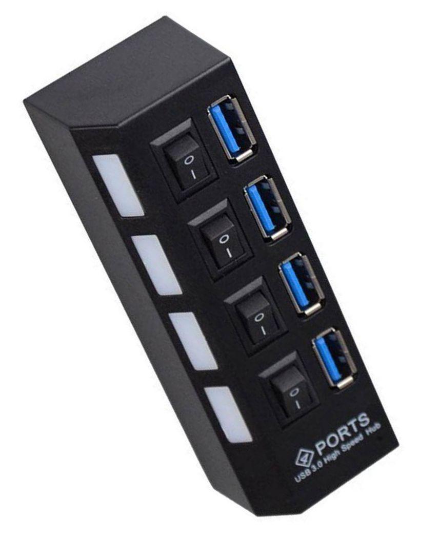 Hub USB 3.0 4 Portas  - Sarcompy