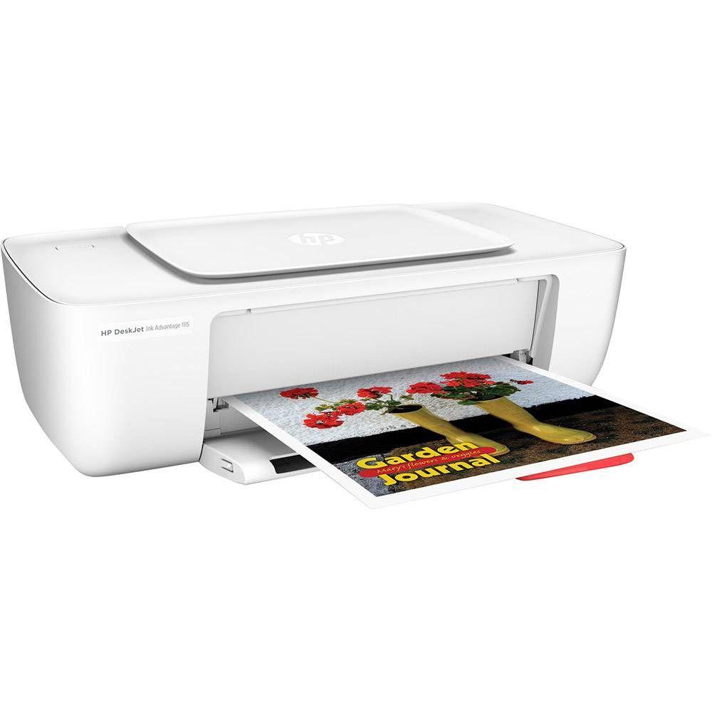 Impressora HP Deskjet 1115  - Sarcompy