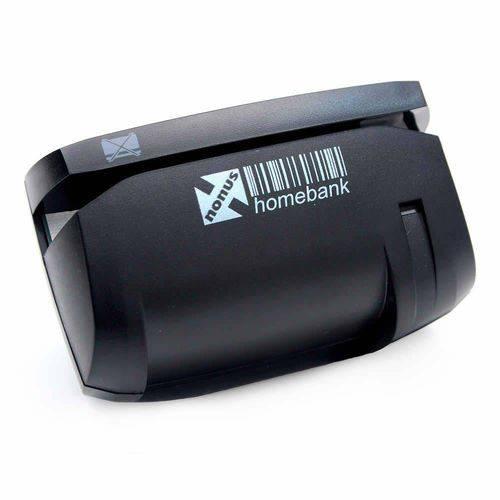 Leitor Manual COD Barras USB Homebank Nonus (GAR 06M)  - Sarcompy