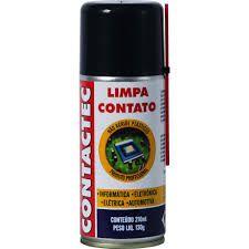 Limpa Contato CONTATEC130G/210ML*  - Sarcompy