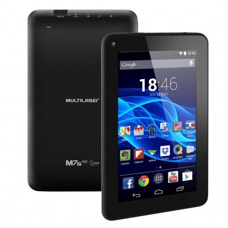 M7S Quad Core Preto  - Sarcompy