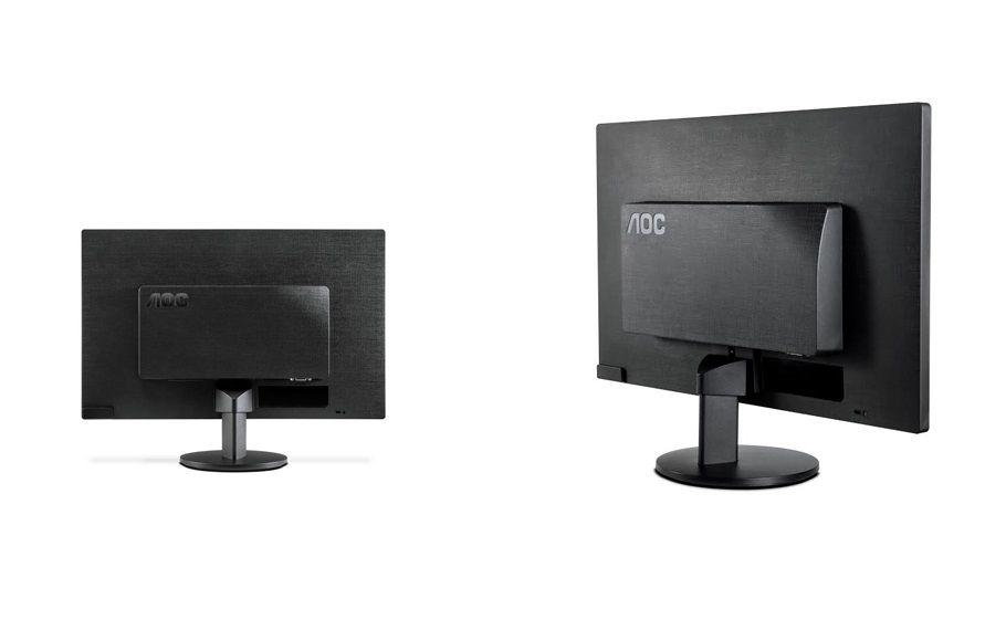 "Monitor AOC LED 18.5"" Widescreen E970SWNL  - Sarcompy"