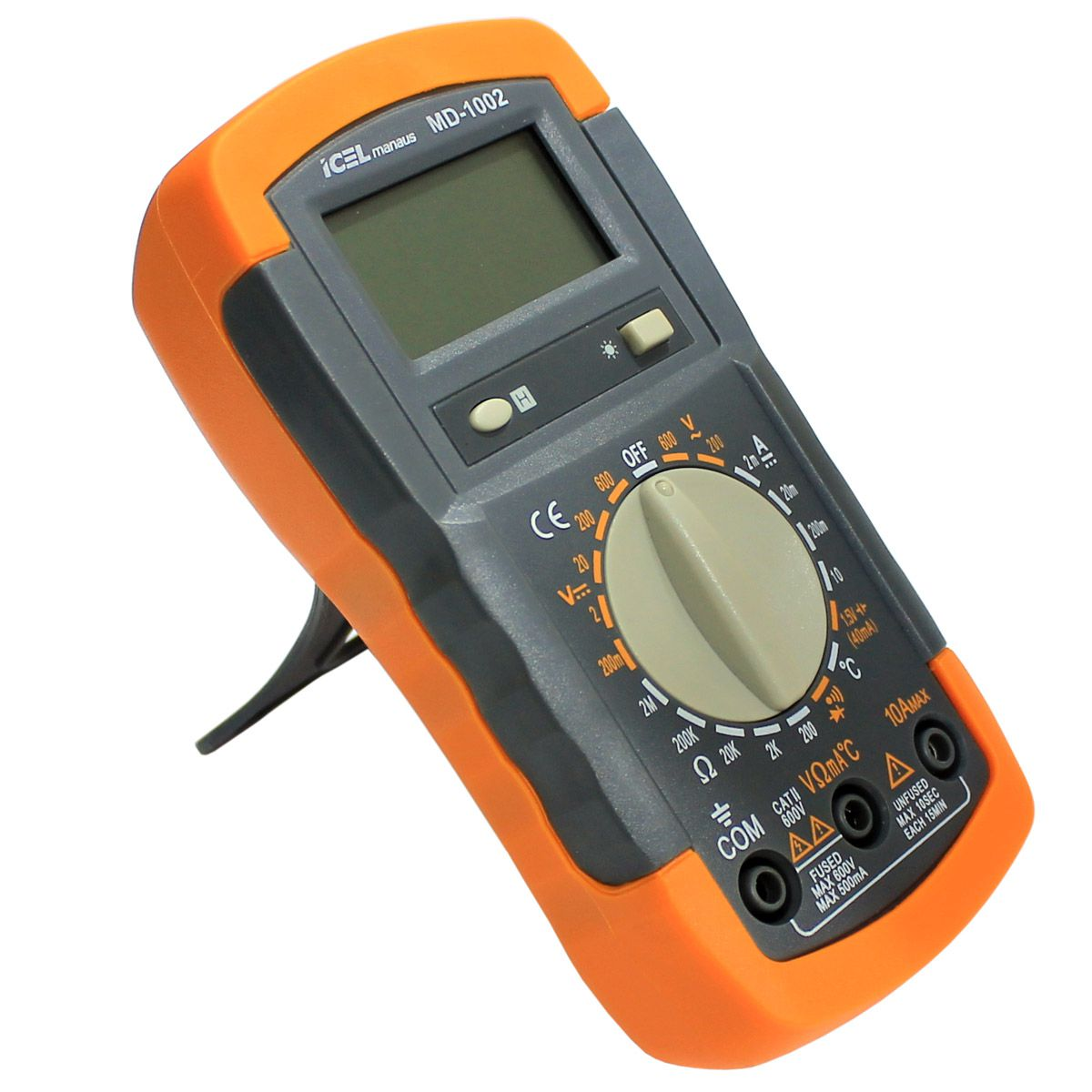 Multimetro Digital MD-1002  - Sarcompy
