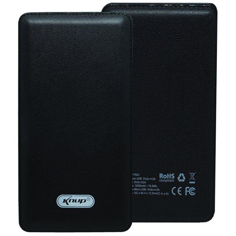 Power BANK Ediçao de Luxo 10.000MAH 5V 2A  - Sarcompy