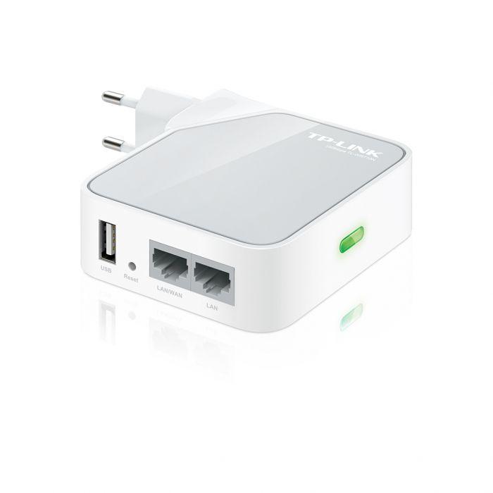 Roteador N150 Wifi 150M TP-LINK TL-WR710 Antena Interna  - Sarcompy