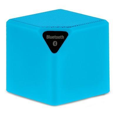 Smartogo Cubo Speaker 3W AZUL  - Sarcompy