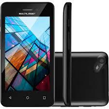 Smartphone MS40S Preto  - Sarcompy