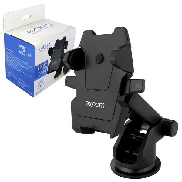 Suporte para Celular /GPS com Haste Flexivel EXBOM SP-T24  - Sarcompy