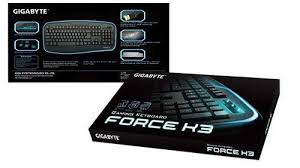 Teclado Gaming USB (GK-FORCE K3/BR) -  - Sarcompy