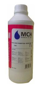 Tinta MCH HP 3000/600/800 Magenta 1 Litro - Importado  - Sarcompy