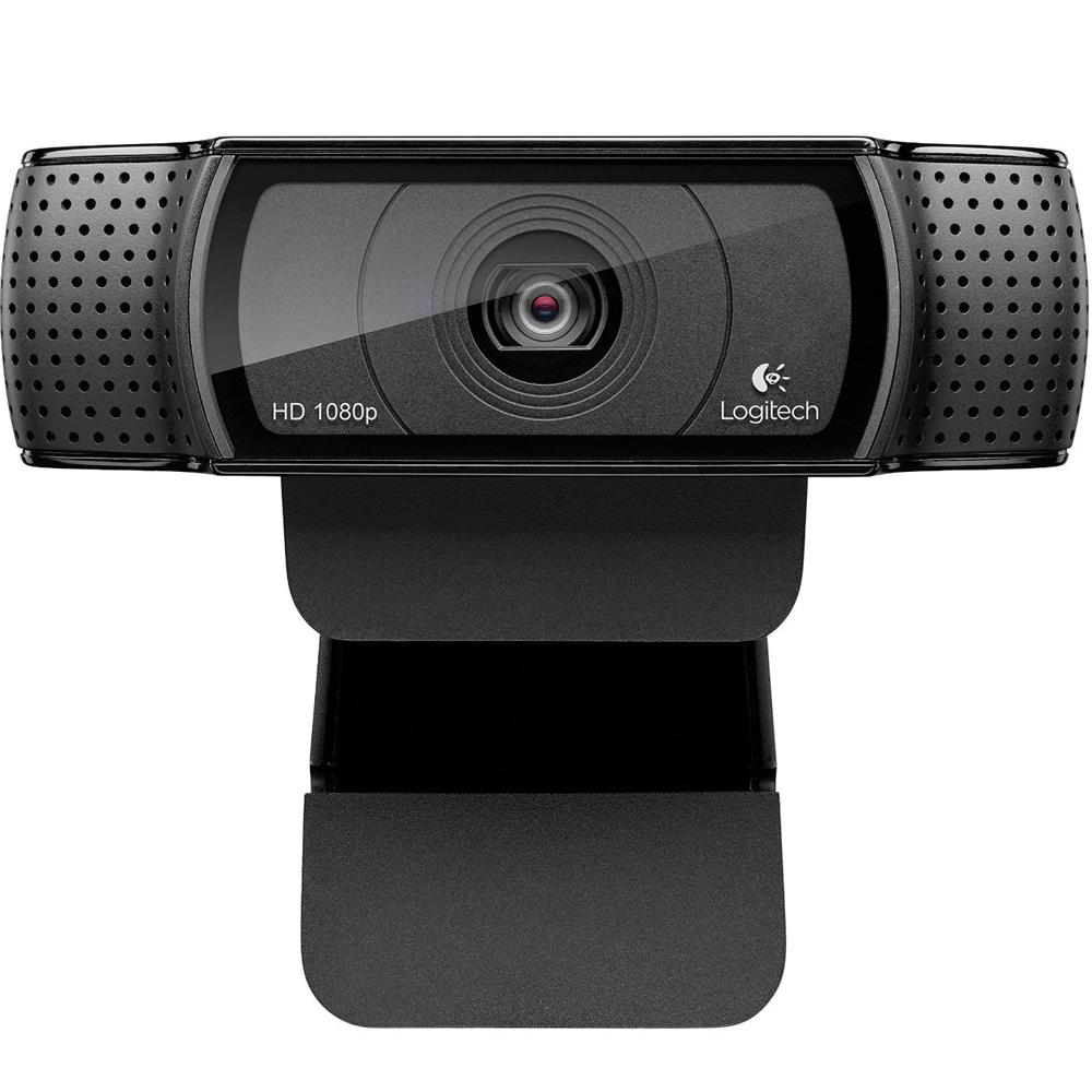 Webcam Logitech USB HD C920  - Sarcompy
