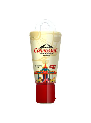 Carrossel pipoca doce