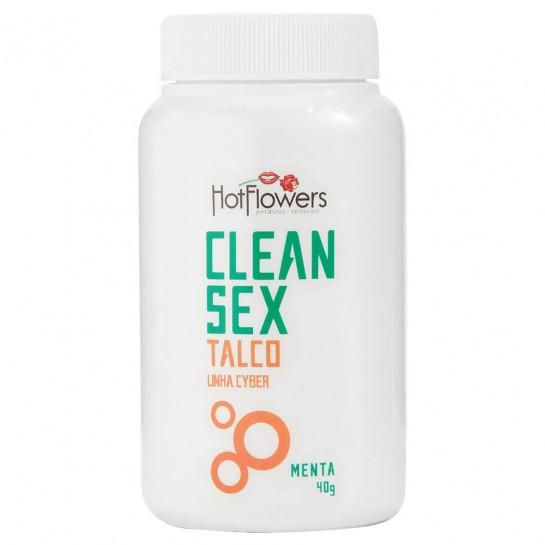 Clean Sex Talco
