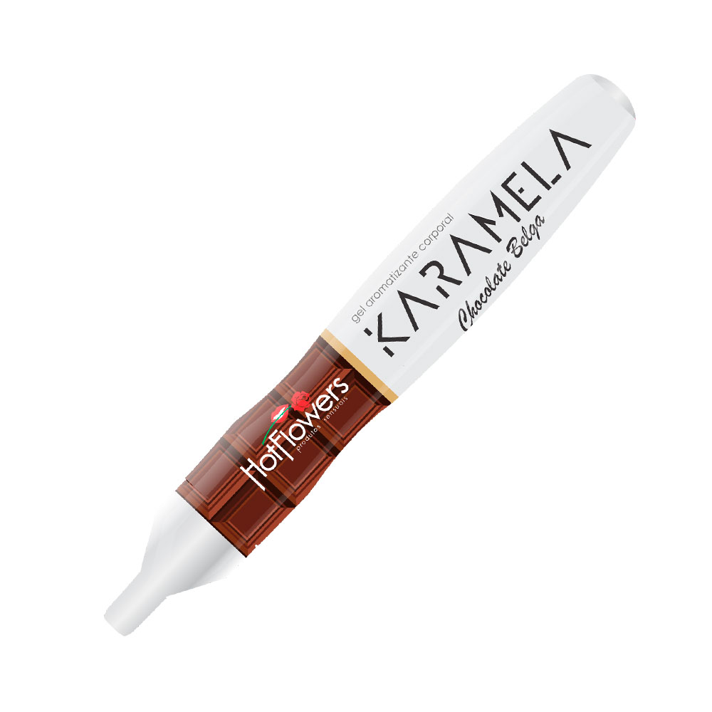 Hot Pen Karamela Chocolate Belga