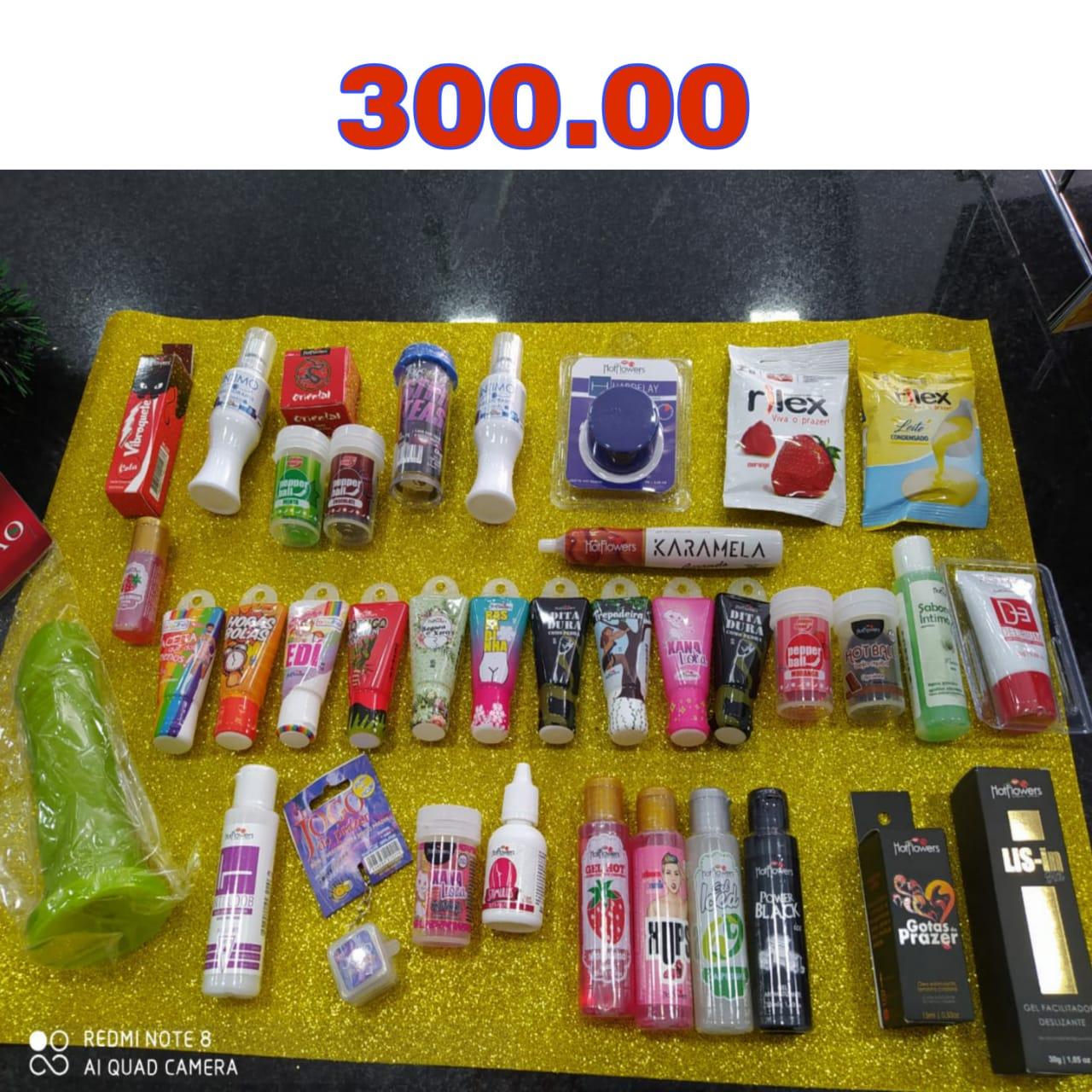 Kit inicial de 300