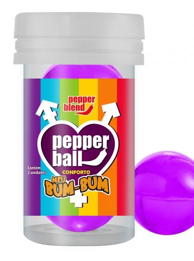 Pepper Balls Meu Bum Bum Conforto