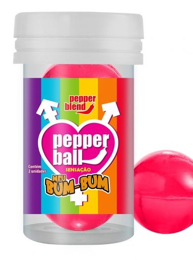 Pepper Balls Meu Bum Bum Sensação