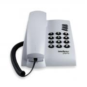 TELEFONE INTELBRAS PLENO BRANCO C/FIO