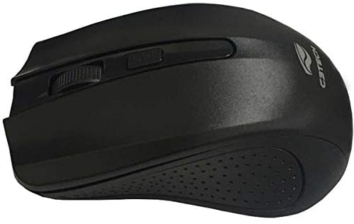 MOUSE S/FIO USB M-W20BK PRETO C3 TECH