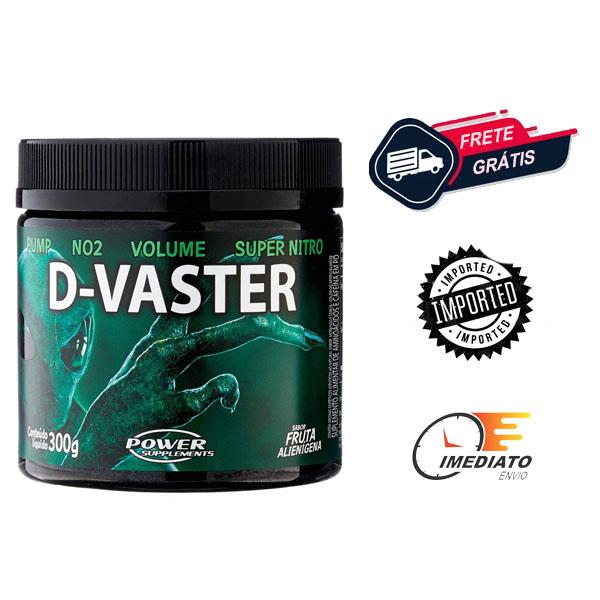 D-Vaster - Power Supplements (300Gr)