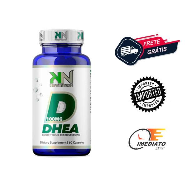 Dhea 100 - KN Nutrition (60 Cápsulas)