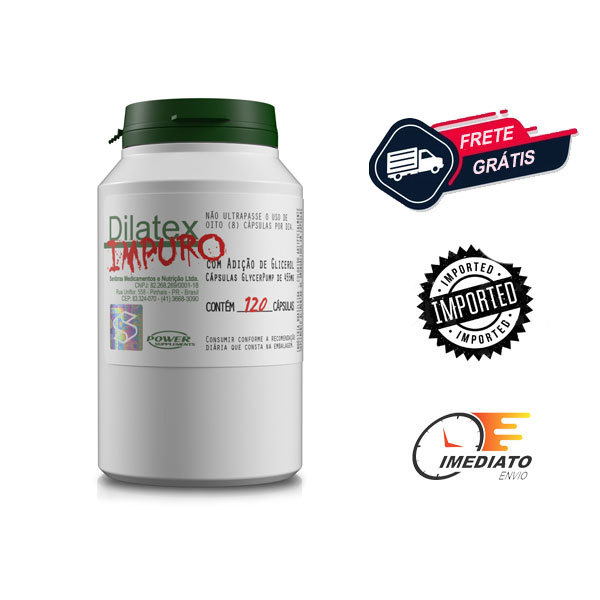 Dilatex Impuro - Power Supplements
