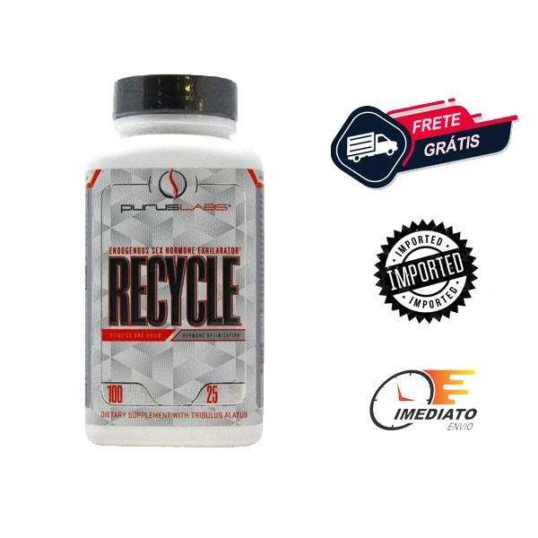 Recycle - Purus Labs (100 Cápsulas - 25 Porções) | Terapia Pós Ciclo