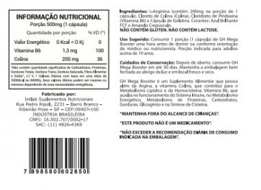 Somatropina - GH Mega Booster - Health Care USA (30 Doses)