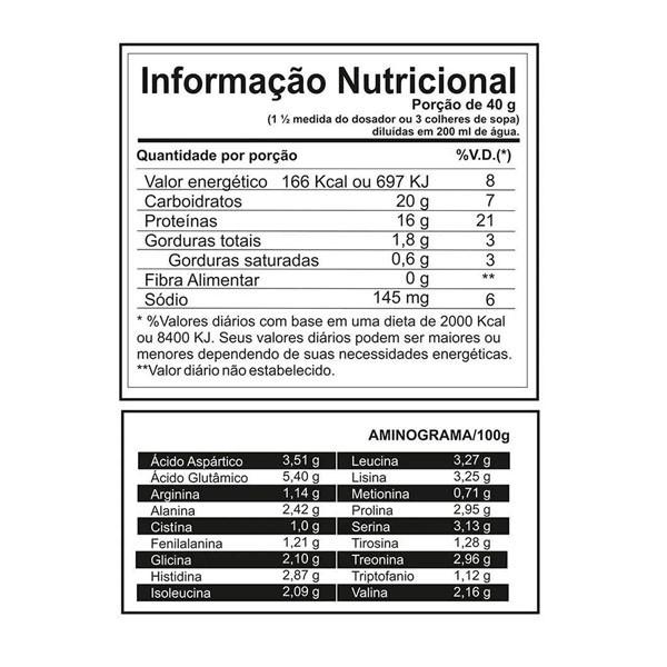 Whey Protein Pro Combat - Profit Labs (900 Gramas)