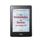 As Solenidades de Levítico capítulo 23