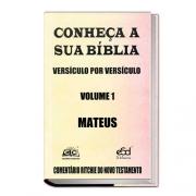 Comentário Ritchie volume 1: Mateus