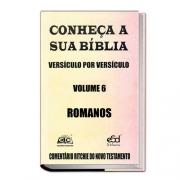 Comentário Ritchie volume 6: Romanos