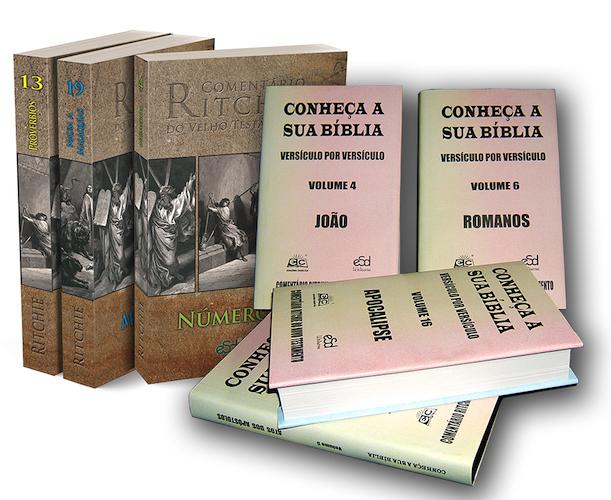 Coletânea parcial do Ritchie (VT e NT)