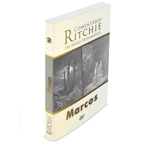 Comentário Ritchie volume 2: Marcos