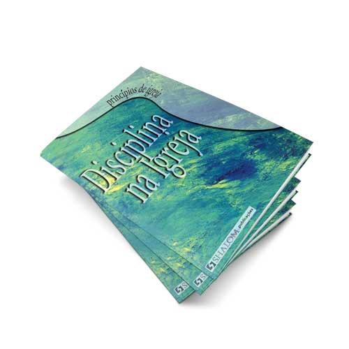 """Série """"Princípios de igreja"""": Disciplina na igreja"""