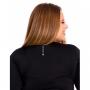 Blusa Energy Proteção UV50+ Preta