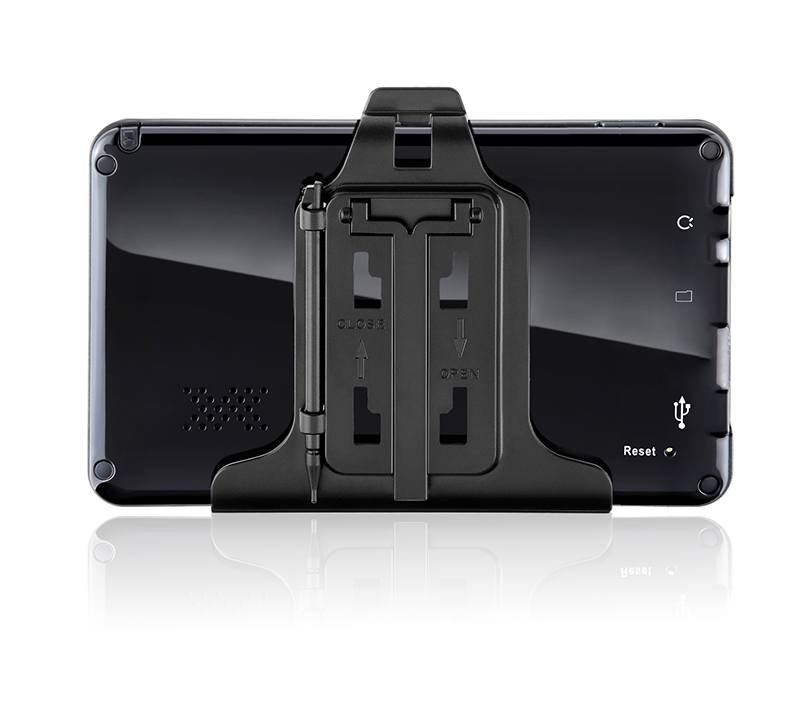 GPS Tracker TV 5 Multilaser GP036 - Tela 5´, TV Digital, FM Transmiter