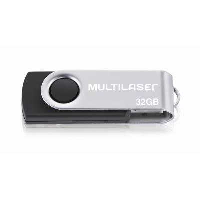 Pen Drive Multilaser 32gb Twist Pd589