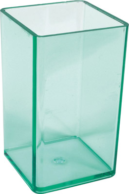 PORTA LÁPIS SIMPLES MENNO 2756 Cristal