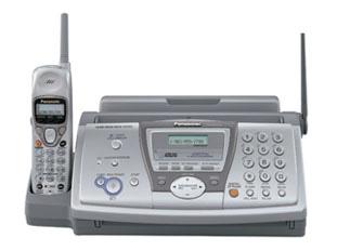 Fax Panasonic Kxfpg378Br