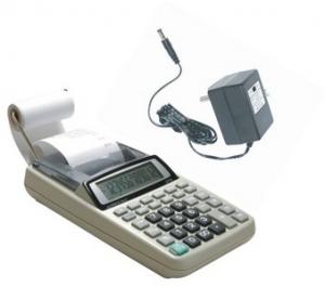 Calculadora de Impressão Procalc LP19AP - Calc. Imp. 12 díg, 1 cor. Usa 4 pilhas AA (inc.) ou adap.AC biv. Incluido (IR40)